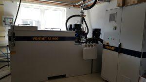 Vomat Filteranlage